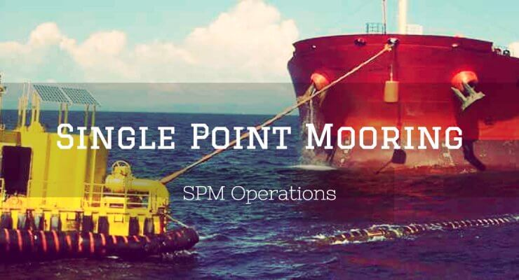 Single Point Mooring Operation