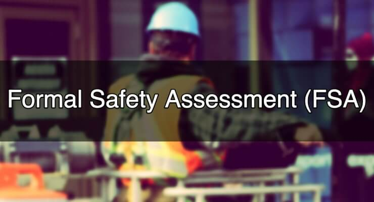 Formal Safety Assessment Cover